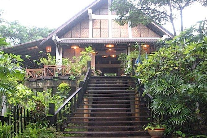 Tad Lo Lodge reception