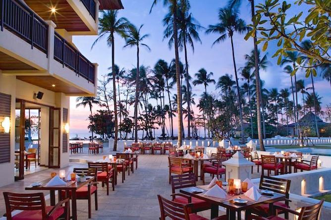 The Cove Terrace Restaurant