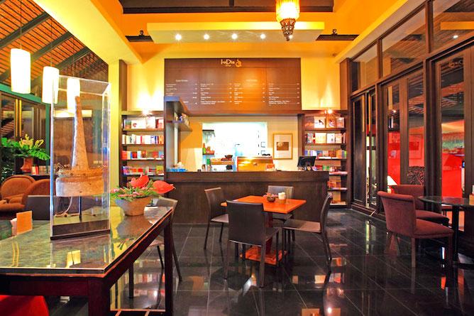 Hotel cafe & bar