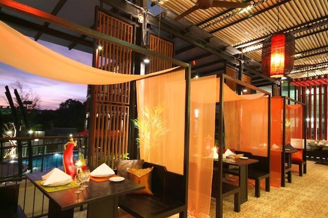 Restaurant & Ginger bar