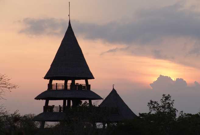 Bali Tower