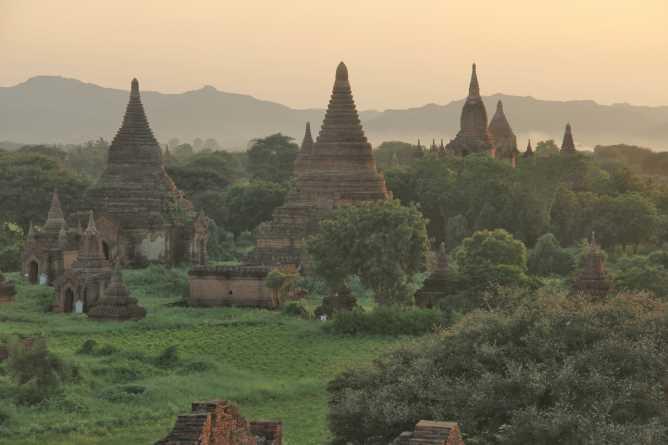 The wonder of Bagan