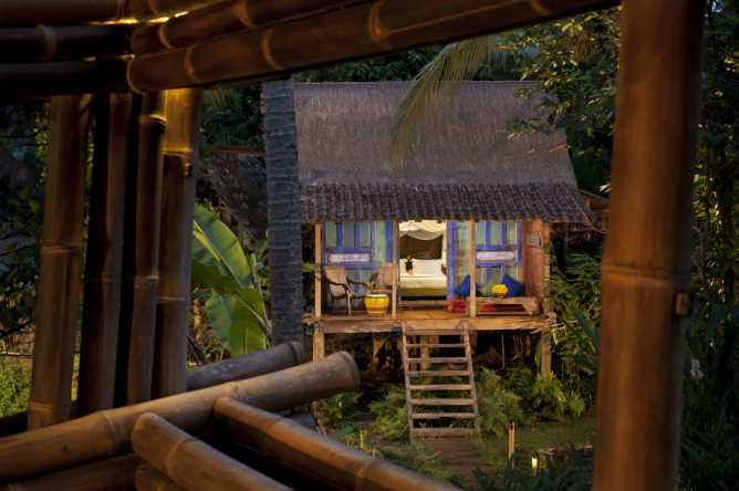 Bambu Indah Ubud Superior Boutique