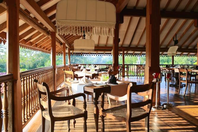 Liyawela restaurant