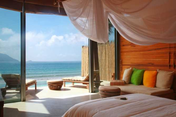 Wake up to that view!