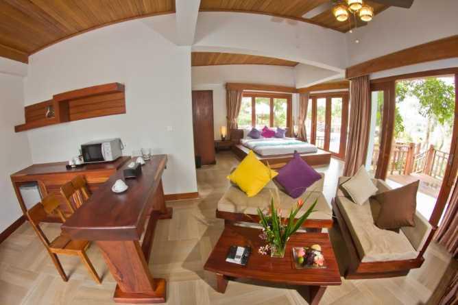 Spacious Deluxe Villa