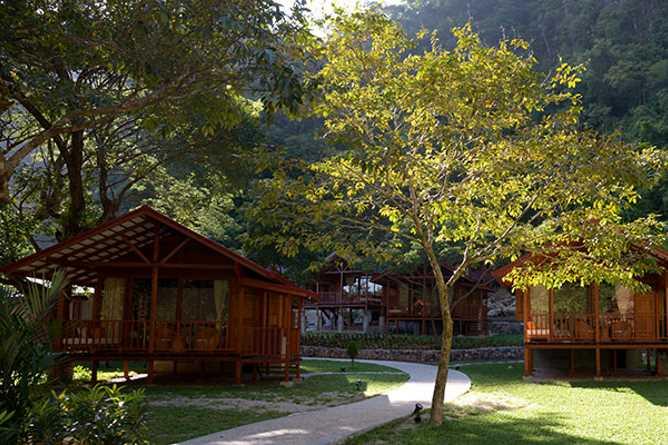 The charming Keinnara Hpa An Lodge