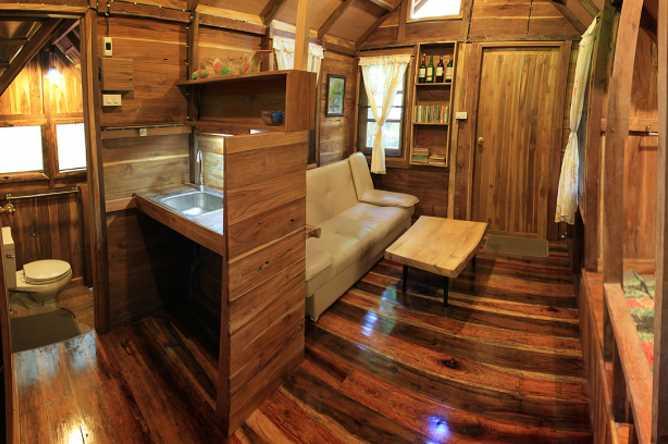 Rabeang House interior