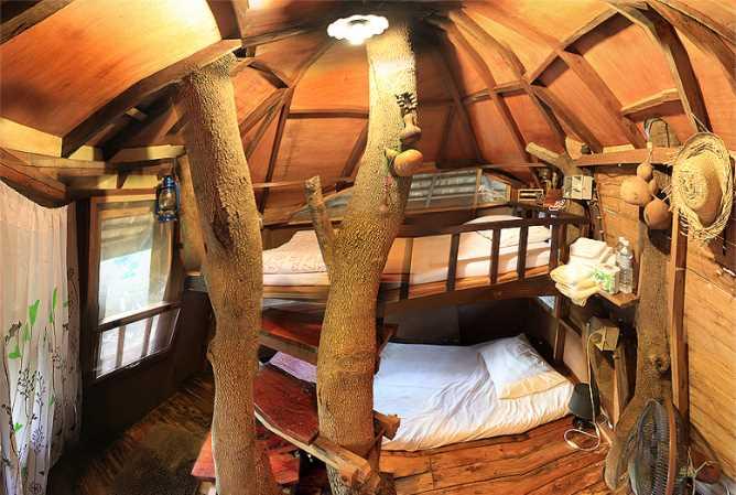 Tamarind House interior
