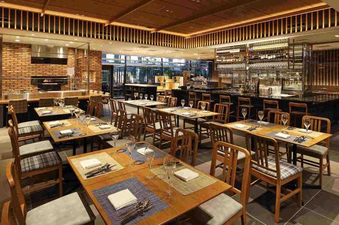 Bonsalute Kabuki - Italian restaurant