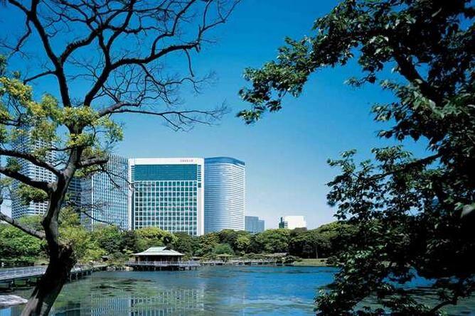 Conrad's Tokyo Bay location