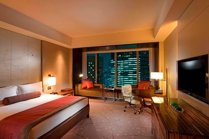 King Room City View
