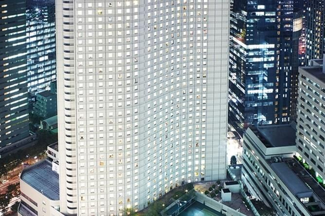 The Hilton Tokyo