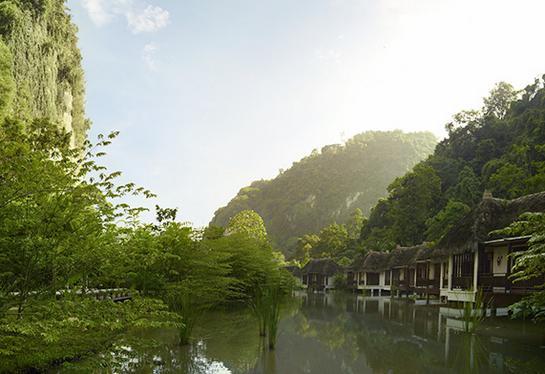Banjaran Hotsprings Retreat, Malaysia